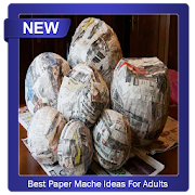 Best Paper Mache Ideas For Adults icon