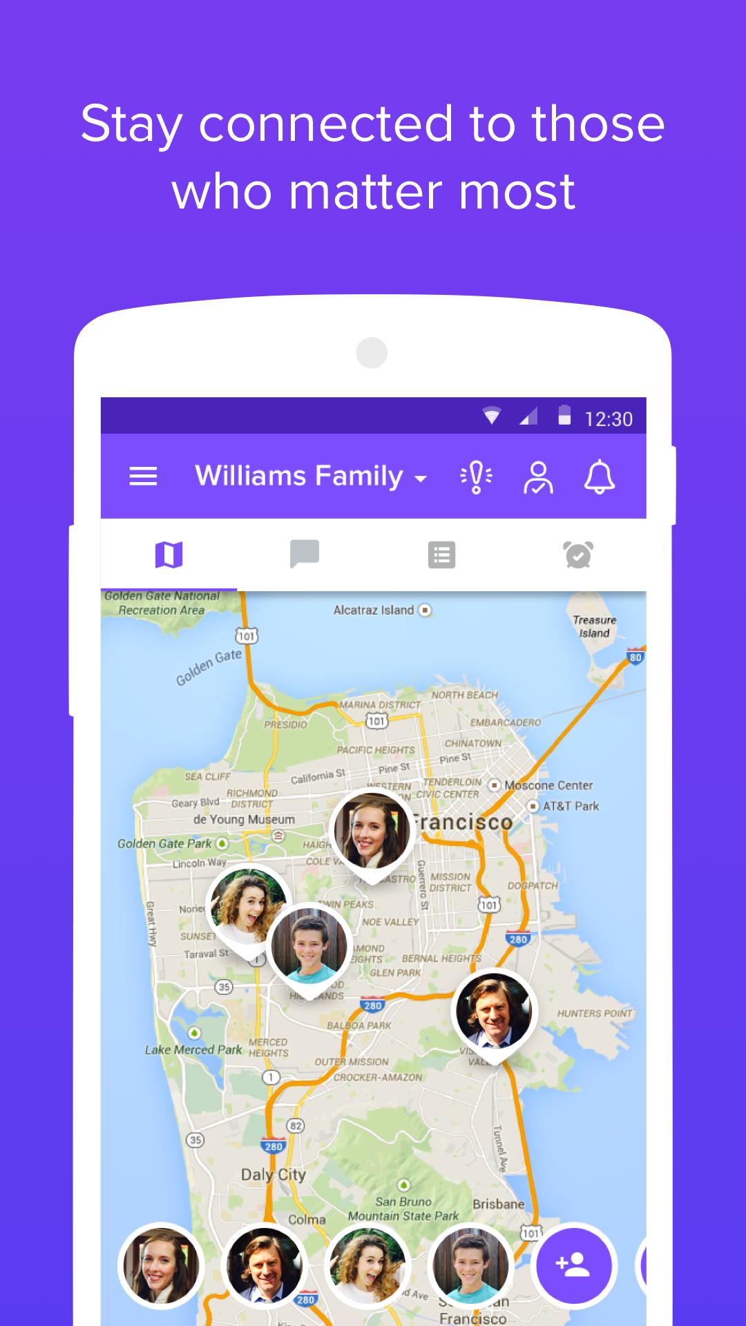 Family Locator - GPS Tracker screenshot #1