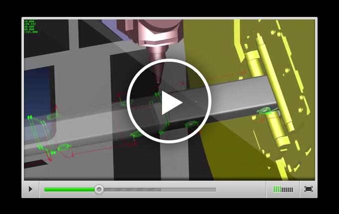 Radtube - программное обеспечение для специализированного труборезочного и многоосевого лазерного оборудования