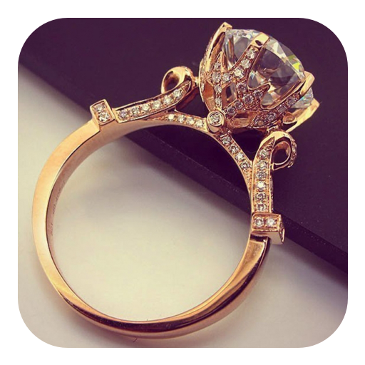 Engagement Rings Designs 遊戲 App LOGO-硬是要APP