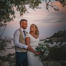 Wedding photographer Antonis Giannelis (giannelis). Photo of 12.10.2018