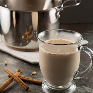 Cardamom Spiced Almond Milk.