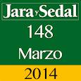 Jara Y Sedal 148 Marzo 2014 icon