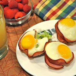Greens, Eggs and Ham Recipe