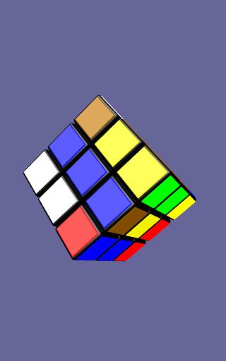 Rubika cube 3D
