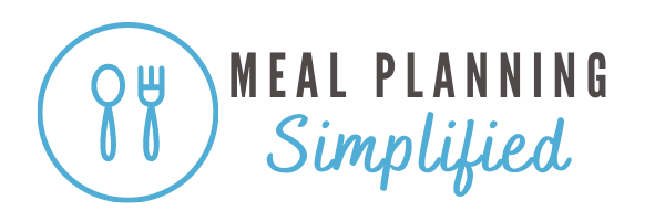 Meal Planning Simplified Logo photo