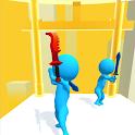 Sword Play! Ninja Slice Runner 3D icon