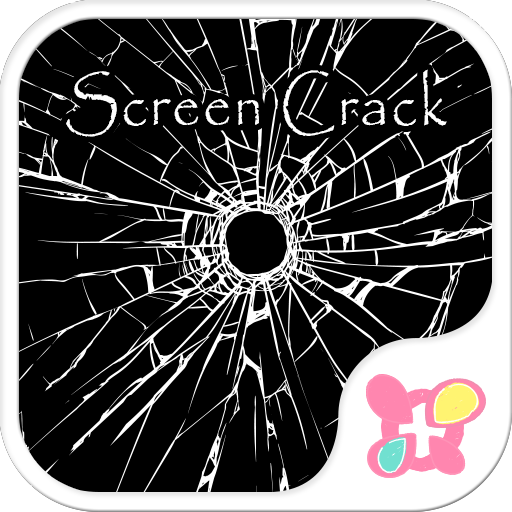 Cool Theme-Screen Crack- Icon