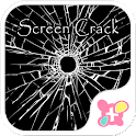 ★Temas gratuitos★Screen Crack icon