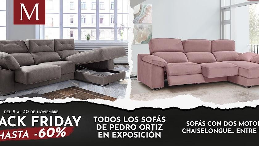 Precios irresistibles en las mejores casas de sofás y muebles.