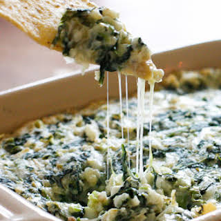 Hot Spinach Artichoke Dip Without Cream Cheese Recipes.