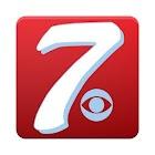CBS 7 Radar icon