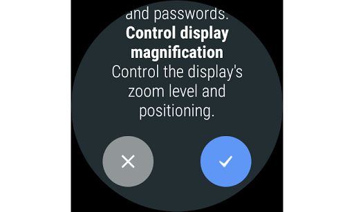 Android Accessibility Suite screenshot 6