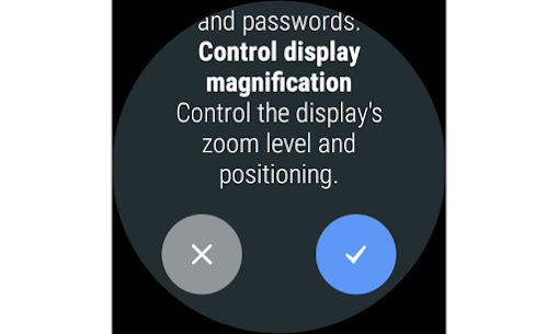 Android Accessibility Suite 6