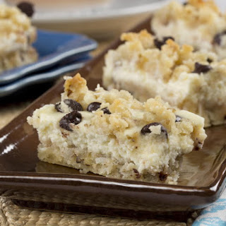Creamy Cookie Bars.