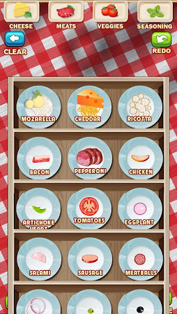 Pizza Maker Fast Food Pie Shop 1.1.1 screenshot 787415