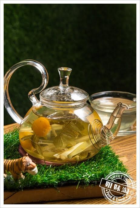 義食光金桔檸檬茶