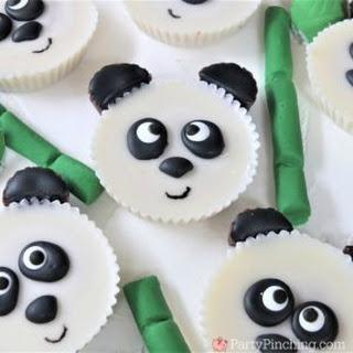 Panda Peanut Butter Cups Recipe