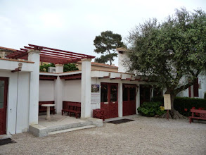 Photo: The Greek Villa in Beaulieu