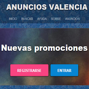 Anuncios Valencia screenshot 0