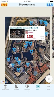 Guide for Tokyo Disney Resort by TDRAlert - náhled