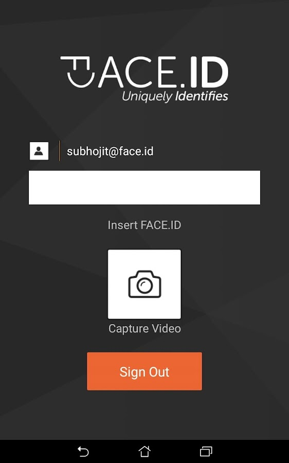 FACE.ID- screenshot