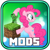 Mod Little Pony for Minecraft