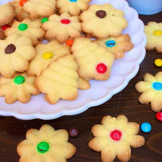 Shortbread Cookies.