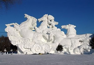 Photo: Another Incredible Snow Sculpture