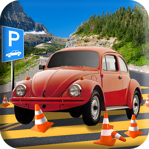 Classic Drive Real Car Parking Game