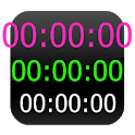 Talking Stopwatch & Timer Pro icon