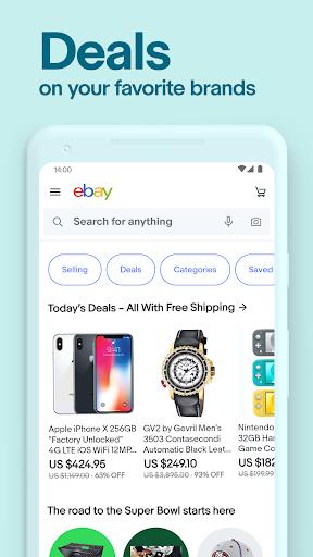 eBay - Online Shopping, Discount Deals & Offers screenshot 3