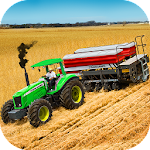 Real Tractor Farming Simulator 2018