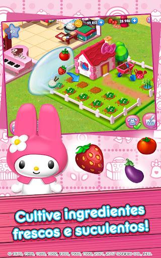 Cidade da Comida da Hello Kitty