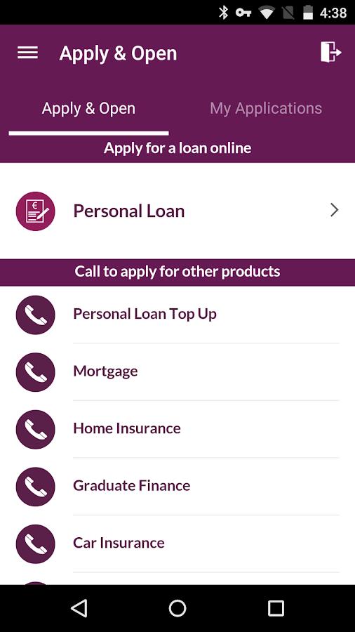 AIB Mobile - screenshot