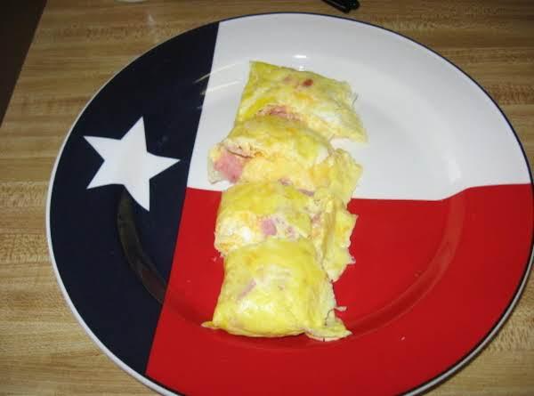 Ziploc Baggie Omelets