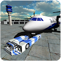 Airport Flight Ground Staff icon