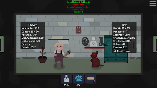 Undervault MOD (Unlimited Character) 4