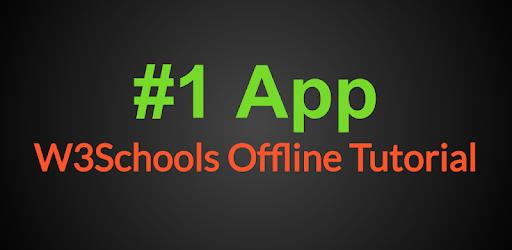 W3Schools Offline – Programme op Google Play