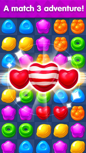 Candy Legend 1.6.3181 gameplay | by HackJr.Pw 3