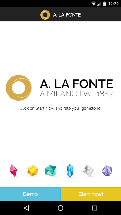 A. La Fonte- screenshot