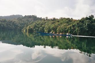 Photo: #024-Sarawak-Le lac de Batang Ai