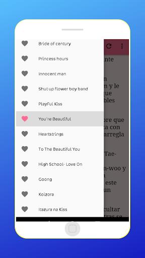 Doramas Romanticos screenshot 4