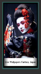 Live Wallpapers Fantasy Japan - náhled