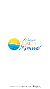 St. Simons Christian Renewal- screenshot thumbnail