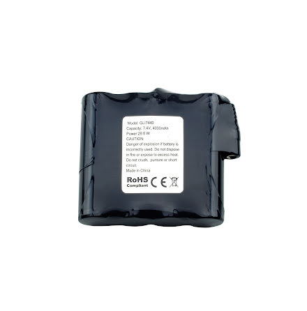Litiumbatteri til Undertøy, Varmevest eller Varmebelte