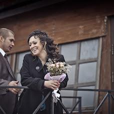 Wedding photographer Tatyana Sudareva (tatianasud). Photo of 14.11.2012