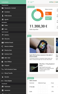 La tua banca per Tablet- screenshot thumbnail