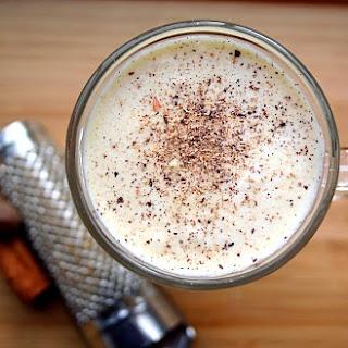Almond Milk Eggnog Recipes.