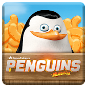 Penguins of Madagascar Cheezy Dibbles Launcher